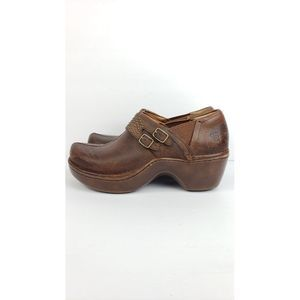 Ariat clogs Sheila Clog Pebbled Copper Leather 9